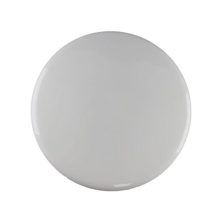 Wit glazen plafondlamp Tren