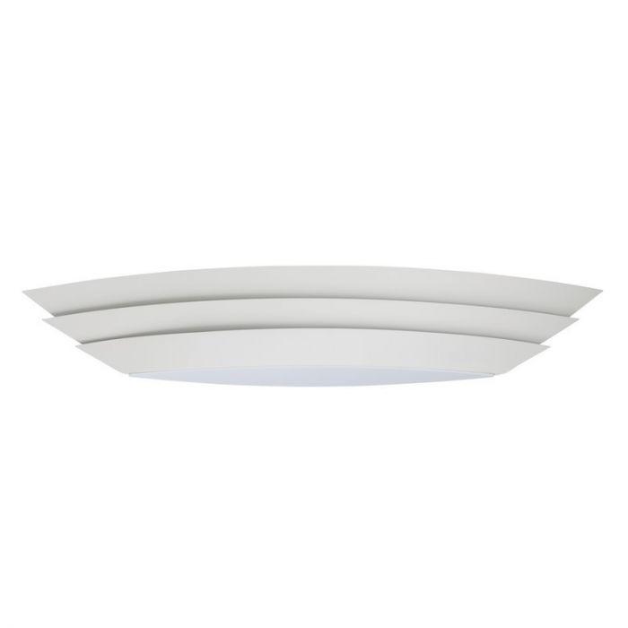 Plafondlamp Roemer, Modern, Wit