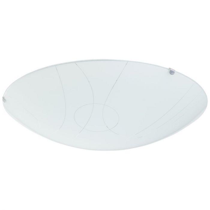 Witte wandlamp plafondlamp Esmeé
