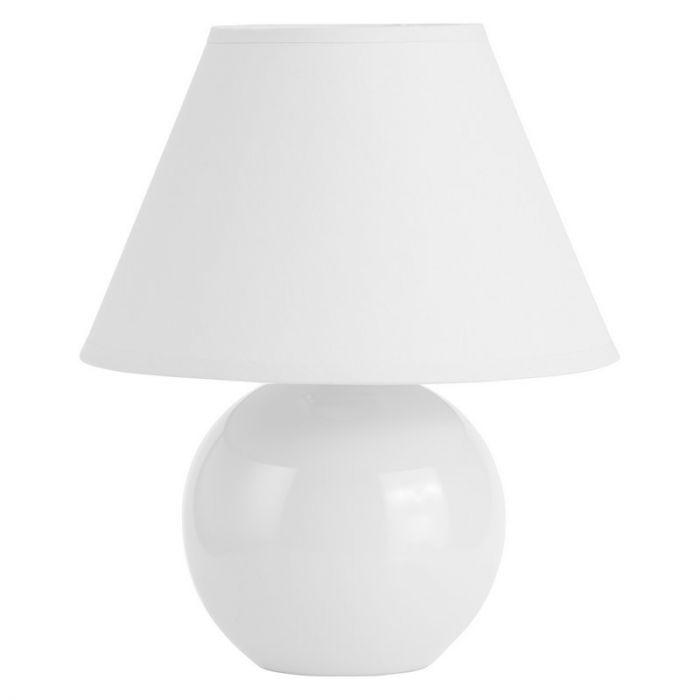 Witte tafellamp Pixie