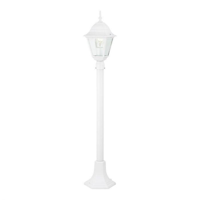 Witte buiten staande lamp Sudem