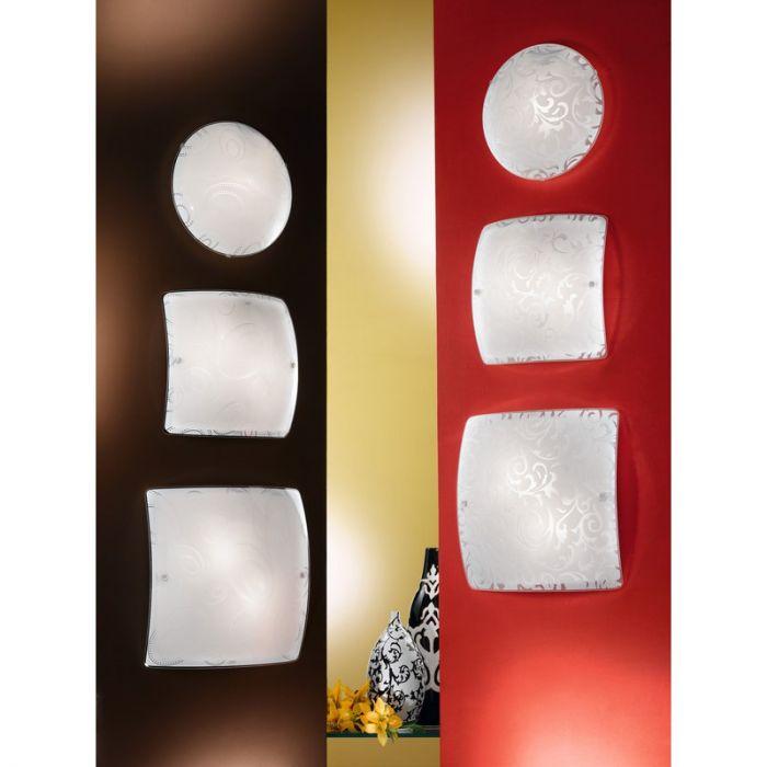 Authentieke plafondlamp Quivir