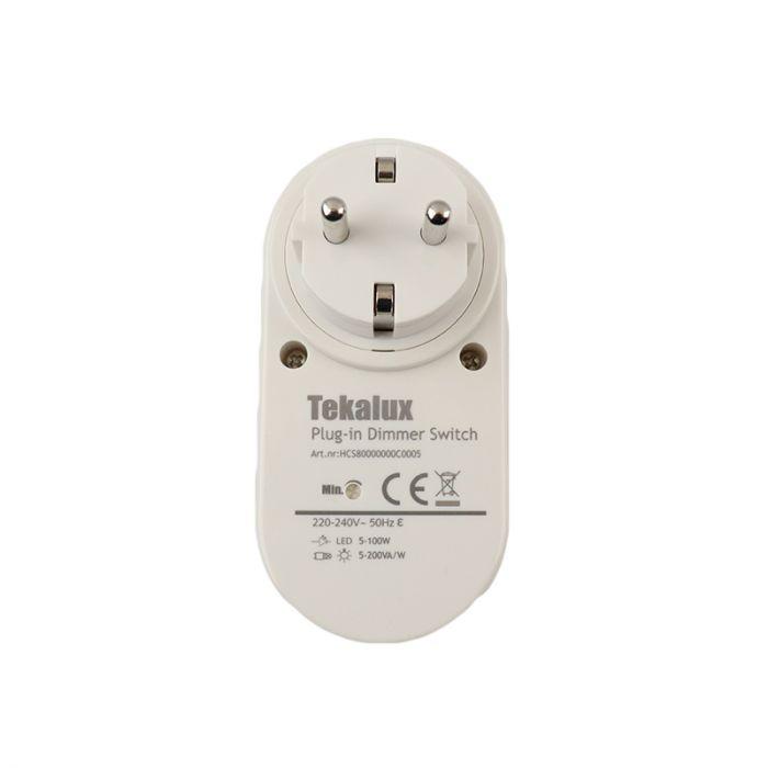 LED stekkerdimmer