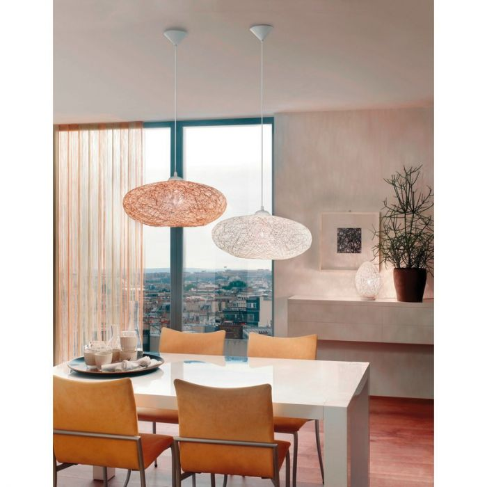 Hero hanglamp design kap wit