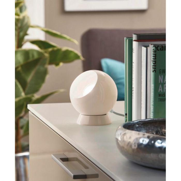 Moderne Design Witte tafellamp Lesley