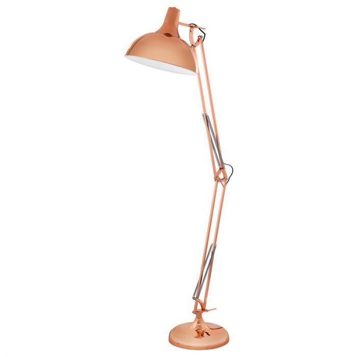 Industrieel Landelijke Retro vloerlamp Judi