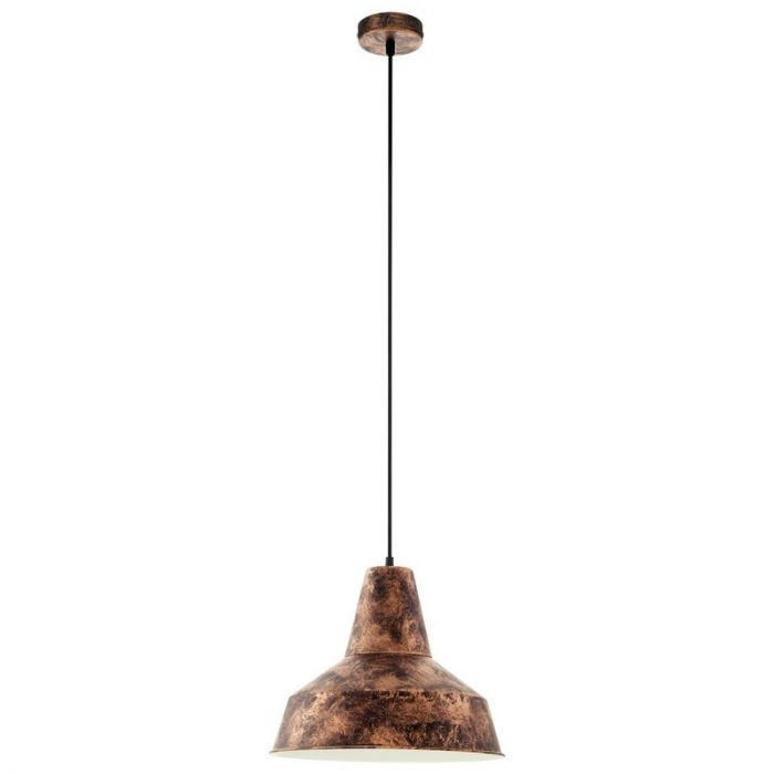 Abraham hanglamp - Koperkleurig
