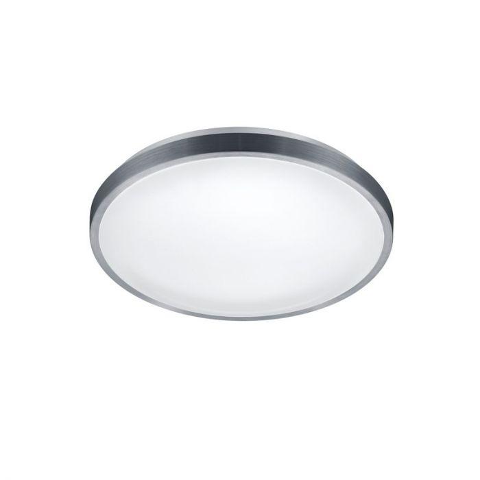 Aluminium plafondlamp met bewegingssensor Give