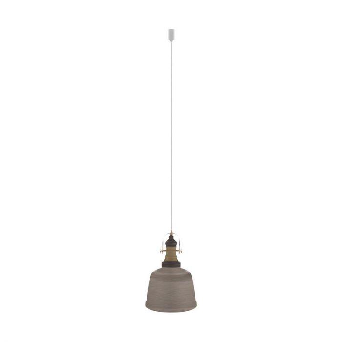 Adis hanglamp - Champagner Bronzed Black