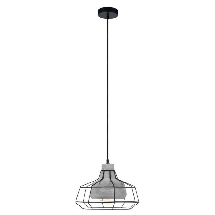 Aiko hanglamp - Black Grey