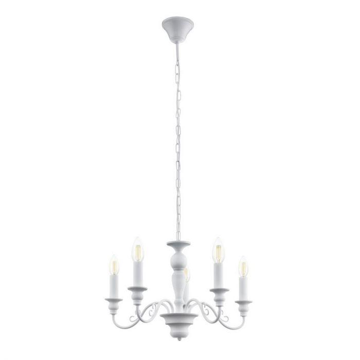 Alba hanglamp - Wit