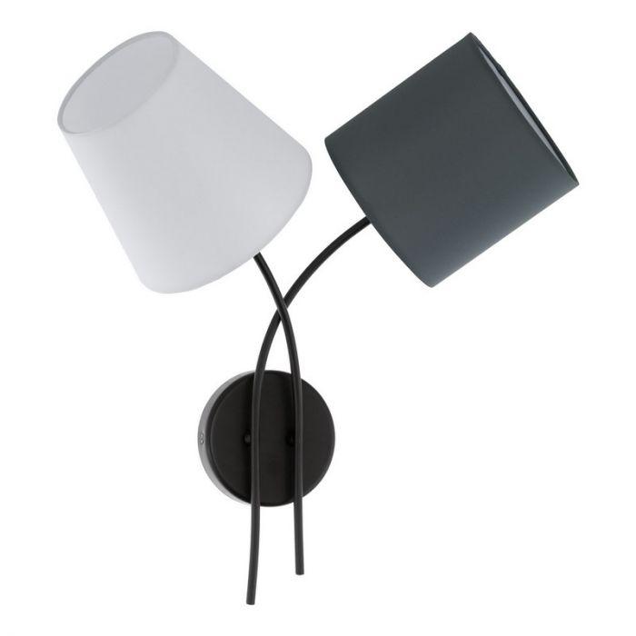 Anine wandlamp - Zwart