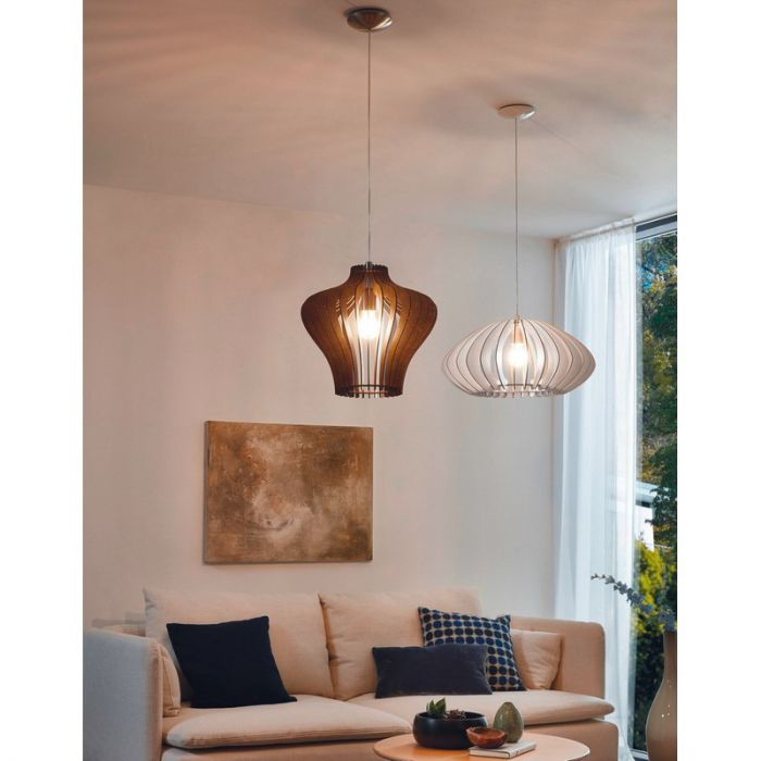 Anky hanglamp - Wit