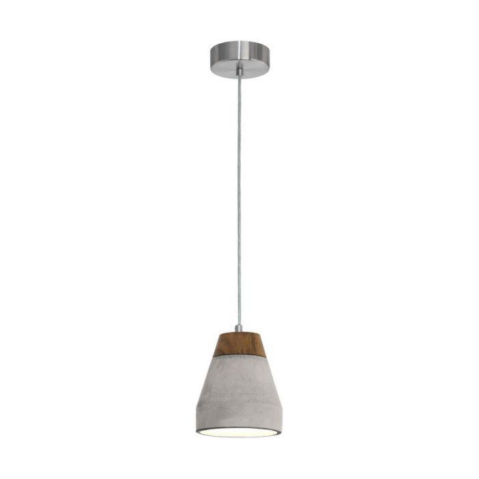 Antonie hanglamp - Grijs