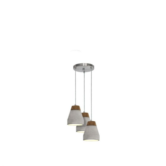 Antonio hanglamp - Grijs