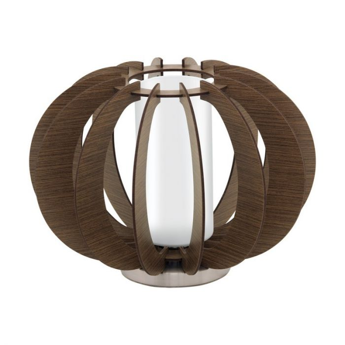 Aren tafellamp - Nikkel-Mat