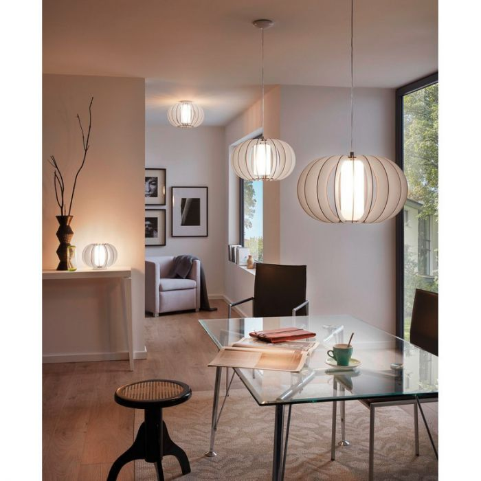Aria hanglamp - Wit
