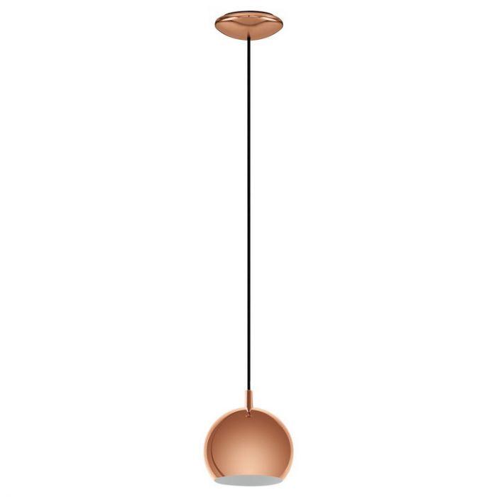 Axl hanglamp - Koper
