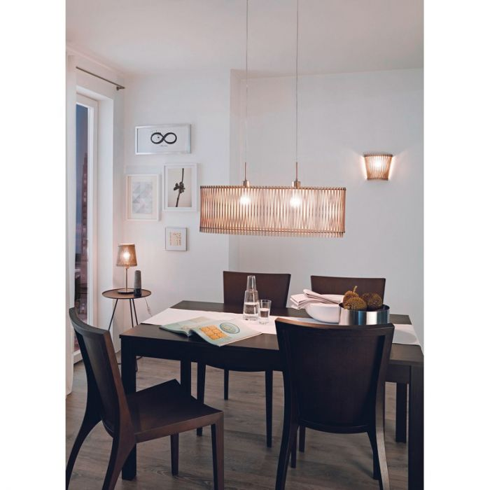 Bert hanglamp - Nikkel-Mat