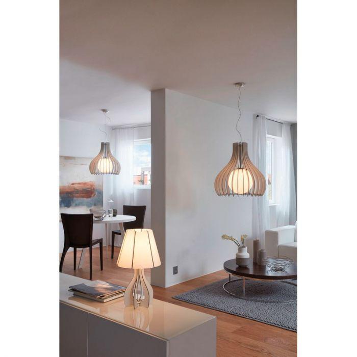 Betsy hanglamp - Nikkel-Mat