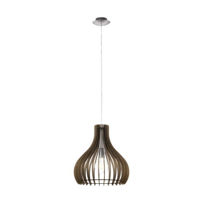Bionda hanglamp - Nikkel-Mat