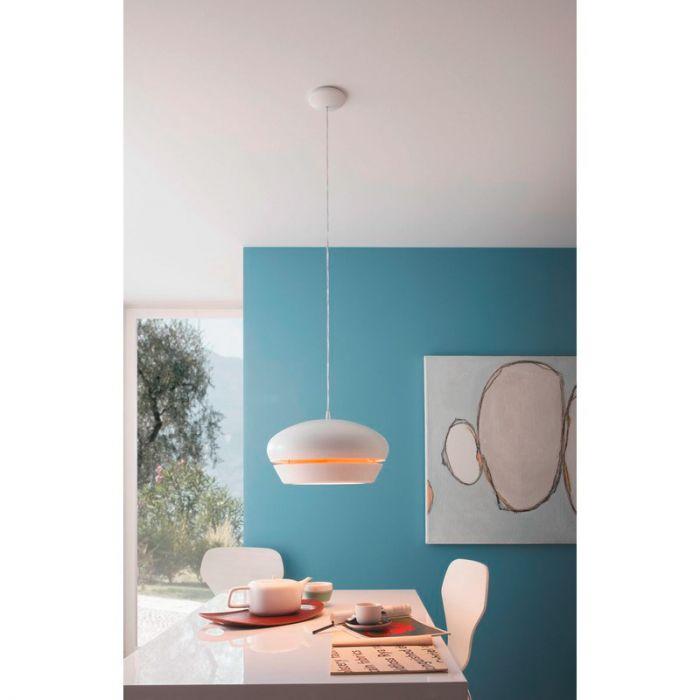 Catherine hanglamp - Wit