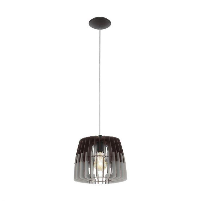 Cerise hanglamp - Nikkel-Mat