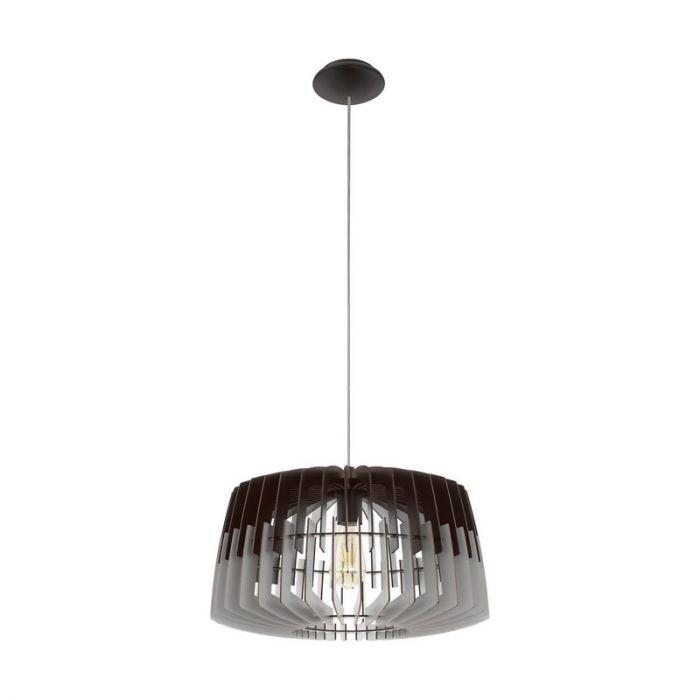 Cesar hanglamp - Nikkel-Mat